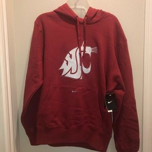 Men's Nike Crimson WSU Sweatshirt